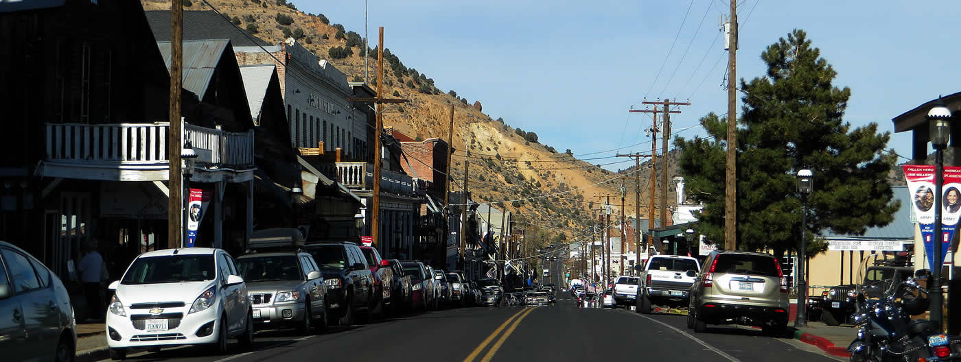 Virginia City Travel Guide from the Nevada Travel Network