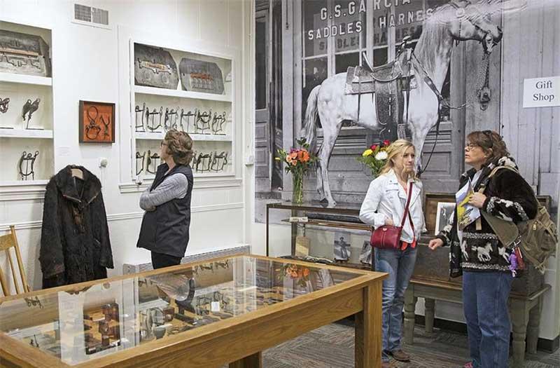 Cowboy Gear Museum, Elko Nevada