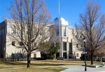 Nevada State Legislature, Carson City