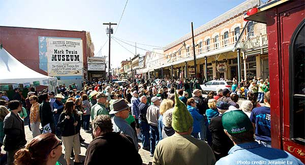 Rocky Mountain Oyster Fry, Virginia City