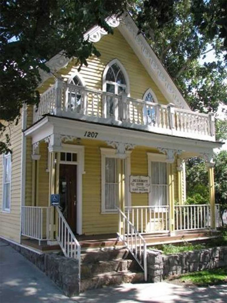 Foreman-Roberts House Museum, Carson City Nevada