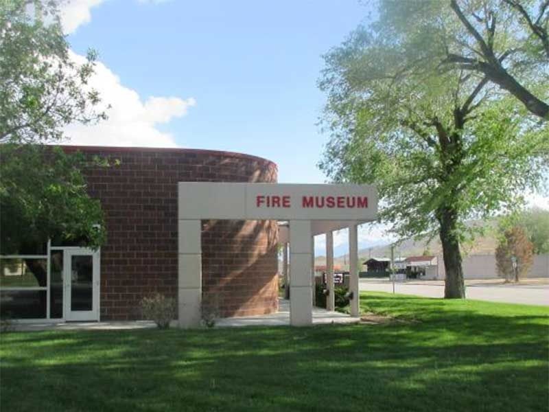 Carson City Fire Museum – Warren Engine Company #1