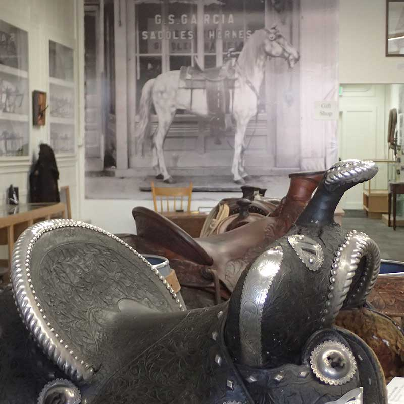 Cowboy Arts & Gear Museum, Elko Nevada