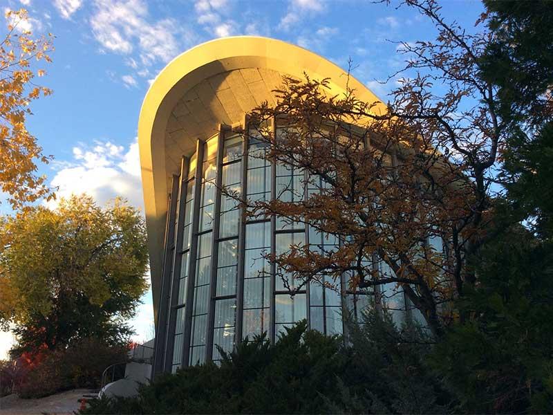 Fleischmann Planetarium at UNR