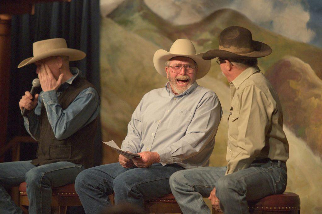 Cowboy Poetry Gathering, Elko