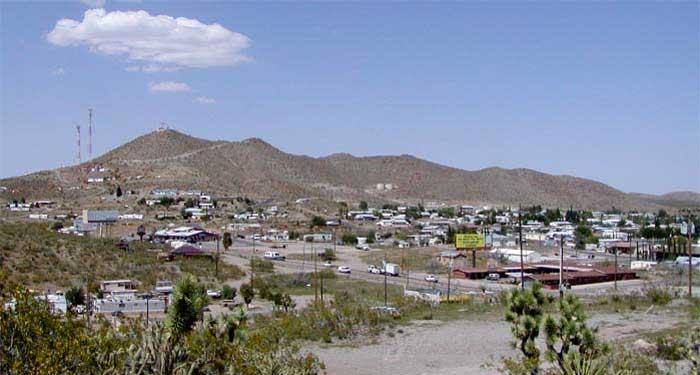 Searchlight Nevada