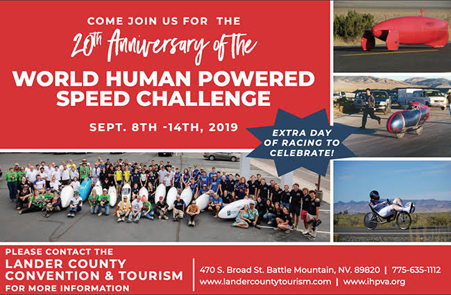 Human Powered Speed Championships