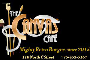 Canvas Cafe Virginia City Nevada