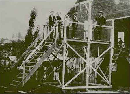 Elko gallows