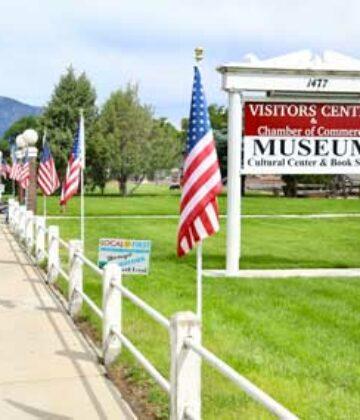 Carson Valley Visitor Center