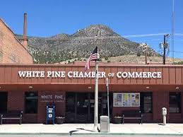 White Pine Chamber of Commerce, Ely Nevada