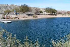 Big Bend State Recreation Area, Laughlin Nevada