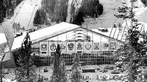 Blyth Arena, 1960 Winter Olympics