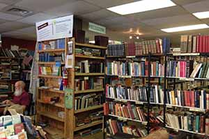 Whitney's Bookshelf, Tonopah Nevada