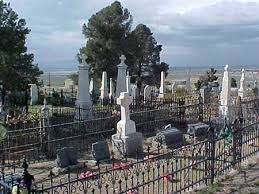 Cemetery, Austin Nevada