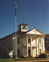 Churchill County Court House, Fallon Nevada