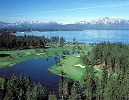 Edgewood Lake Tahoe Golf Course, Stateline Nevada