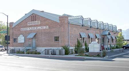 Flour Mill, Minden Nevada