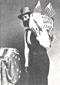 Reuel Gridley and his fabulous sack of flour