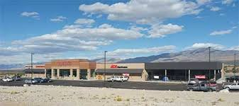 Raine's supermarket, Eureka Nevada